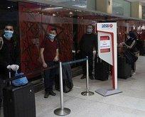 Yurt dışındaki Türklerin tahliyesi sürüyor