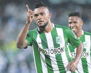 Beşiktaş'a Miguel Borja teklif edildi