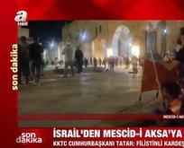 Mescid-i Aksa baskını bize Kıbrıs'ta yaşananları hatırlattı