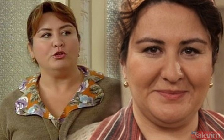 Seksenler dizisinin Rukiye'si Özlem Türkad son görüntüsü ile olay yarattı