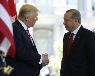 Erdoğan'dan Trump görüşmesine ilişkin açıklama