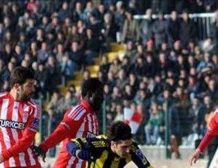 Sivasspor - Fenerbahçe (TSL 19. hafta maçı)