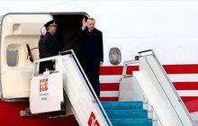Başkan Erdoğan Azerbaycan'dan ayrıldı