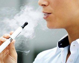 Elektronik sigara yasağında son adım! Kabul edildi