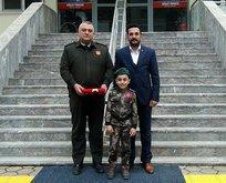 Türkiye'nin en küçük askeri