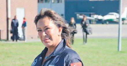 Ünal Aysal'ın eski eşi Ahu Aysal kandırıldı! Uzaya gitmek için 100 bin dolar ödedi...