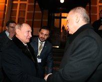 Başkan Erdoğan Rusya'dan ayrıldı