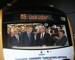 1 günde 180 bin yolcu