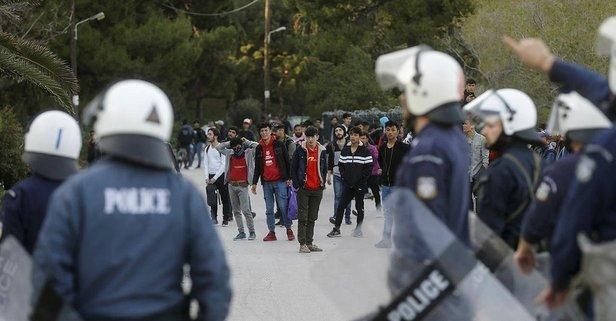 BM'den Yunanistan'a mülteci tepkisi