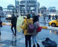 İstanbul teyakkuzda... Ve başladı