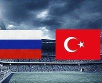 Rusya-Türkiye karşılaşmasının yayıncı kuruluşu belli oldu!
