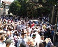 İstanbul Valiliği Ayasofya Camii girişleri son dakika durdu mu?