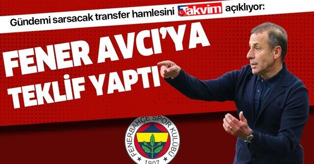 Fenerbahçe Abdullah Avcı ile masada