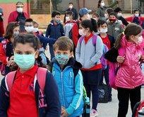 Araştırma Türkiye'de yapıldı! Çocukların yüzde 85'ine korona oradan bulaştı