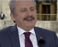 AK Partili Şentop Muhasebeci Kenanı canlı yayında öğrenince kahkaha attı