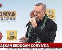 Başkan Erdoğan: Sayın Trump ile konuştuk...