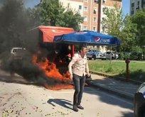 CHP'li belediyenin zulmüne dayanamamıştı! O pazarcı isyan etti