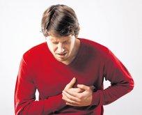 Kalp krizi sanma hayatınla oynama