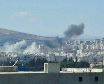 Afrin'e füzeli saldırı: 3 sivil yaşamını yitirdi