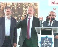 Karamollaoğlu'na hemşehrilerinden protesto!
