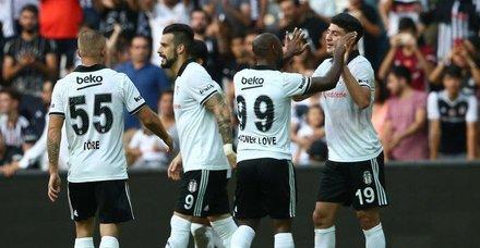 Beşiktaş: 2 - Altınordu: 1 (MAÇ SONUCU)