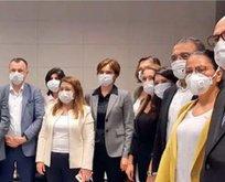CHPve HDP'lilerihanette birleşti