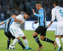 Dünyanın en iyisi Real Madrid