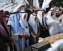 Deyrizorlu Araplar işgalden kurtulmak istiyor