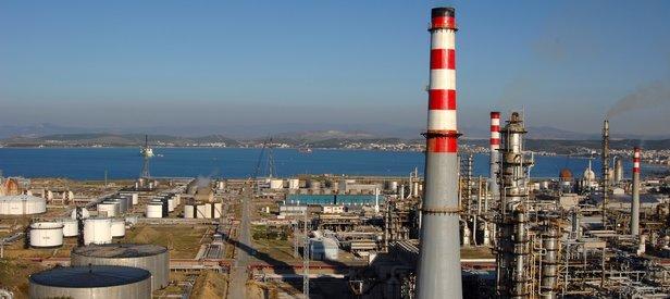 Tüpraş'ta patlama meydana geldi