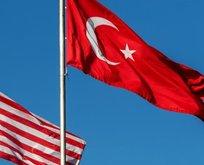 ABD'nin küstah çıkışına Türkiye'den bir tepki daha