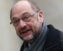 Alman Schulz yine Türkiye'yi diline doladı