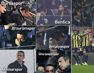 Fenerbahçe küme hattından kurtulamadı! Ali Koç yine yıkıldı