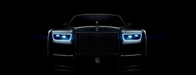 İşte Rolls-Royce'un sekizinci kuşak Yeni Phantomu