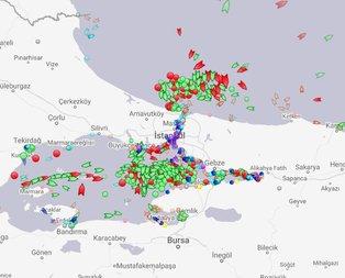 İstanbul'daki sis gemi trafiğini vurdu