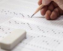 ÖSYM sınav sonuçlarını açıkladı!