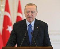 Erdoğan'dan 'Sivas Kongresi' mesajı