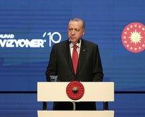 Erdoğan'dan bor karbürü mesajı: Üretime başlıyoruz