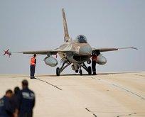 İsrail jetleri Suriye'yi yeniden vurdu