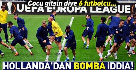 6 futbolcu Cocuyu sabote ediyor