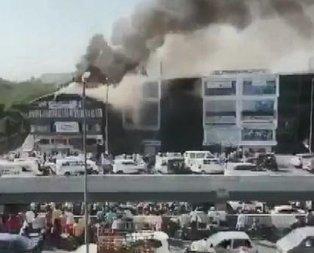 Ülke yasta! Eğitim merkezinde yangın çıktı: 15 ölü