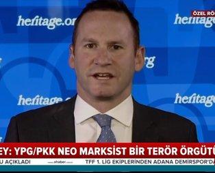 YPG/PKK Neo-Marksist bir terör örgütü