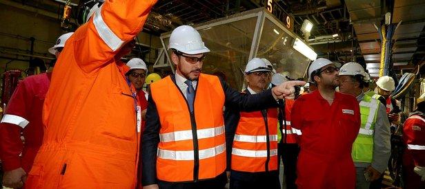 EBRD'den TANAP için 500 milyon dolar finansman