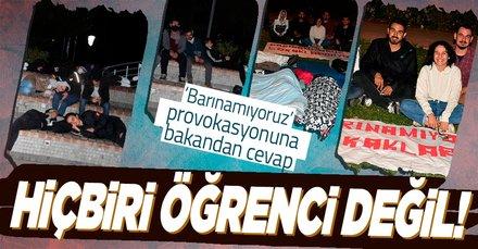 Yurtlar üzerinden provokasyon yapanlara Bakan Kasapoğlu'ndan sert cevap
