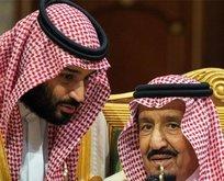 Suudi Arabistan'da görev değişikliği!