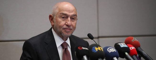 TFF Başkanı Nihat Özdemir'den yabancı sınırı açıklaması