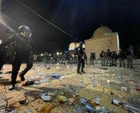 Cumhurbaşkanlığından İsrail'in saldırılarına sert tepki