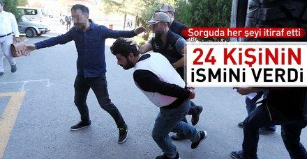 Son dakika: Reyhanlı katili Yusuf Nazik suçlamaları kabul etti! 24 kişinin ismini verdi