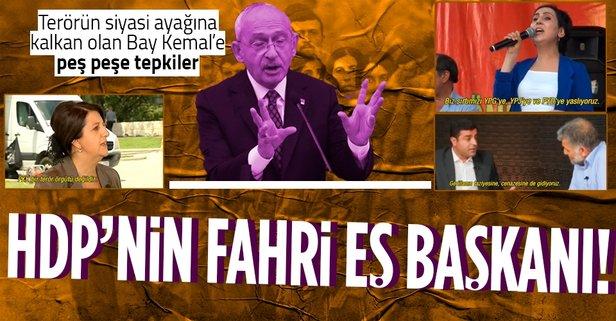 HDP yöneticilerinden daha fazla HDP'li