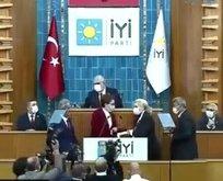 Akşener'in emekli polis oyunu elinde patladı