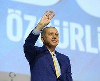 Doğu Akdeniz mesajı